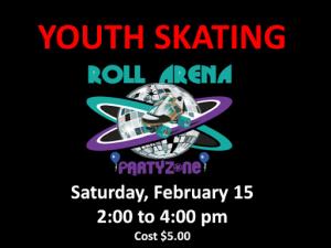 Youth Skating Feb.