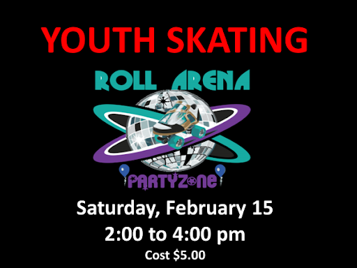 Youth Skating Feb.