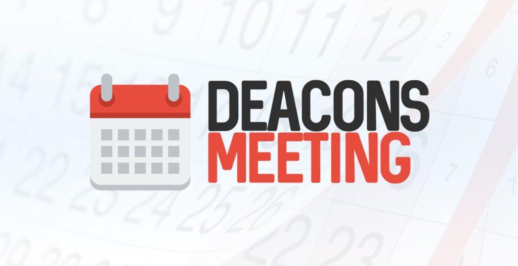 DeaconsMeeting